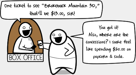 Source: The Oatmeal